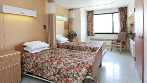 Accommodations - Eatonville Care Centre