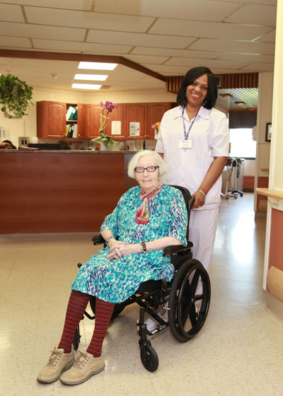 Our Commitment - Eatonville Care Centre